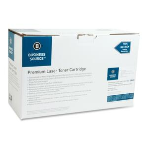 Business Source Toner Cartridge - Remanufactured for HP - Black BSN38651