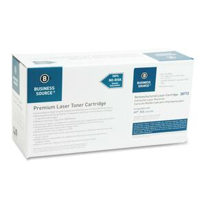 Business Source Toner Cartridge - Remanufactured for HP - Black BSN38712