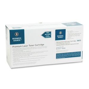 Business Source Toner Cartridge - Remanufactured for Brother - Black BSN38672