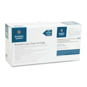 Business Source Remanufactured Brother Replacement Cartridges TN460 Toner Cartridge BSN38678
