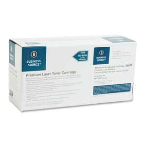 Business Source Remanufactured HP 49X Toner Cartridge BSN38679