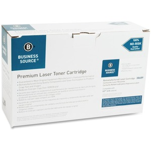 Business Source Remanufactured HP 61A Toner Cartridge BSN38689