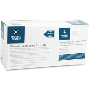 Business Source Toner Cartridge - Remanufactured - Black BSN38711