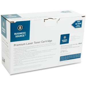Business Source Toner Cartridge - Remanufactured - Black BSN38668