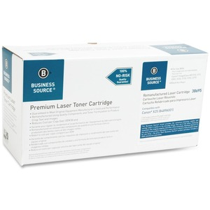 Business Source Toner Cartridge - Remanufactured for Canon - Black BSN38695