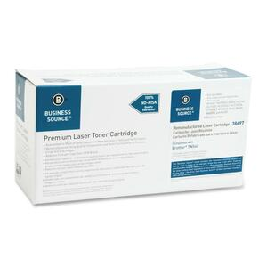 Business Source Toner Cartridge - Remanufactured for Brother - Black BSN38697