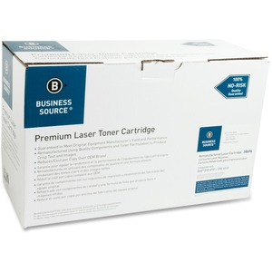 Business Source Toner Cartridge - Remanufactured - Black BSN38696