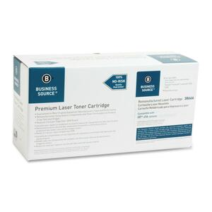 Business Source Toner Cartridge - Remanufactured for HP - Black BSN38666