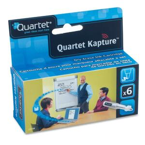Quartet Kapture Dry-Erase Ink Cartridge Refill QRT23704