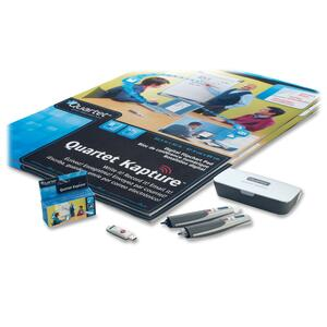 Quartet Kapture Digital Flipchart Office Kit QRT23701