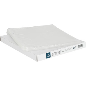 Business Source Top Loading Sheet Protector BSN16512