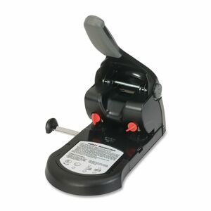 Business Source Effortless Manual Hole Punch BSN62875