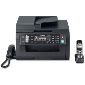 Panasonic Laser Multifunction Printer - Monochrome - Plain Paper Print - Desktop PANKXMB2061