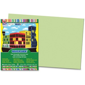 Riverside Acid Free All-Purpose Construction Paper PAC103621