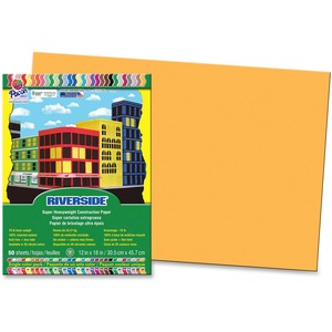 Riverside Acid Free All-Purpose Construction Paper PAC103644