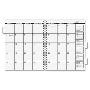 At-A-Glance Planner Refill AAG7092375