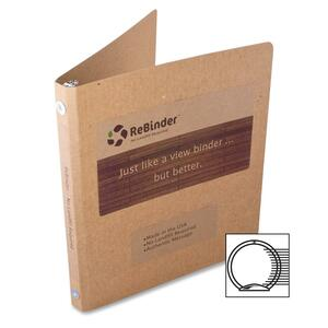 ReBinder Select Round Ring Presentation Binder REBRBCHR05EA
