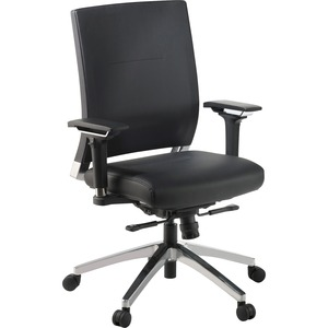 Lorell Lower Back Swivel Executive Chair LLR90040