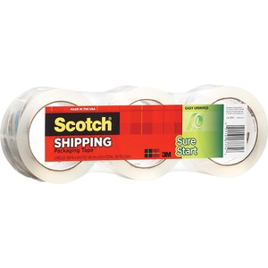 Scotch Sure Start Packaging Tape MMM34503
