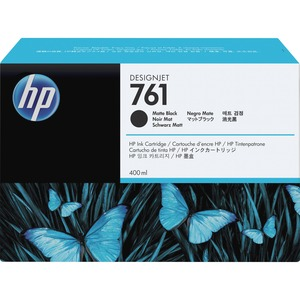 HP 761 Ink Cartridge - Black HEWCM991A