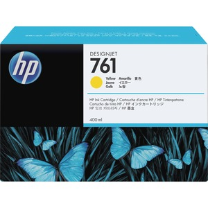 HP 761 Ink Cartridge - Yellow HEWCM992A