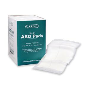 Medline Sterile Abdominal Pad MIIPRM21450