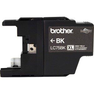 Brother LC75BK Ink Cartridge - Black BRTLC75BK