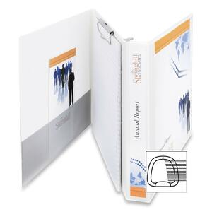 Avery EZ-Turn Presentation Binder with Clipboard AVE63000