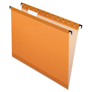 Esselte SureHook Reinforced Hanging File Folder ESS615215ORA