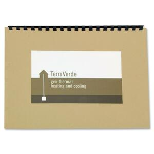 GBC Recycled Paper Cover GBC25824