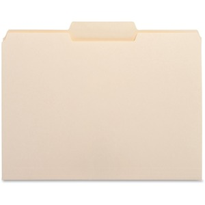 Business Source Top Tab File Folder BSN16491