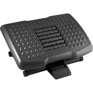 Kantek Premium Ergonomic Footrest with Rollers KTKFR750