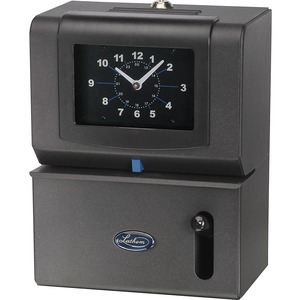 Lathem Heavy-duty Front-feed Manual Time Clock LTH2121