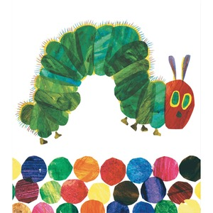 Carson-Dellosa Hungry Caterpillar Good Works Holder CDP119025