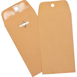Business Source Heavy Duty Clasp Envelope BSN36669