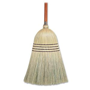 Genuine Joe Janitor Corn Broom GJO58561