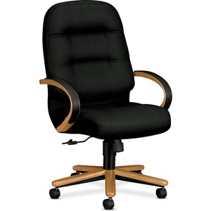 HON Pillow-Soft 2191 High Back Executive Chair HON2191CNT10