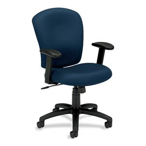 Basyx by HON VL220 Mid Back Task Chair BSXVL220VA90
