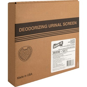 Genuine Joe Deluxe Deodorizing Urinal Screen GJO58336