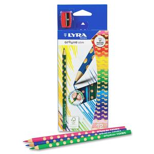 Lyra Groove Slim Colored Pencil DIX2821120