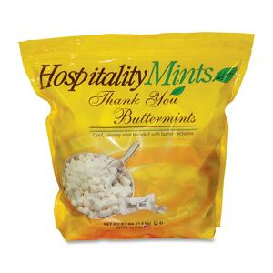 Hospitality Mint Thank You Buttermints Candy HMT1116100243