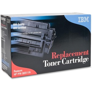 IBM Replacement Toner Cartridge for HP Q6511A IBMTG85P6482
