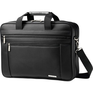 "Samsonite Classic Carrying Case (Briefcase) for 17"" Notebook - Black SML432691041"