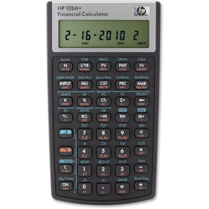 HP 10BIIPlus Financial Calculator HEW10BIIPLUS