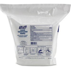 Purell Sanitizing Wipes GOJ911802