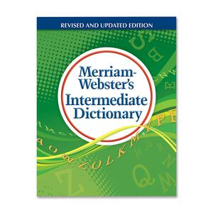 Merriam-Webster Student DictionaryDictionary Printed Book MER6794