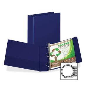 Samsill Round Ring Storage Binder SAM19962