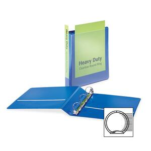 Cardinal HeavyDuty ClearVue Round Ring Binder CRD49117