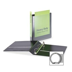 Cardinal HeavyDuty ClearVue Round Ring Binder CRD49114