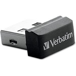 Verbatim Store 'n' Stay USB Drive - 4GB VER97462